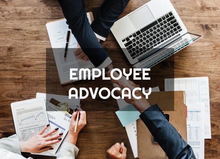 illustration employee advocacy