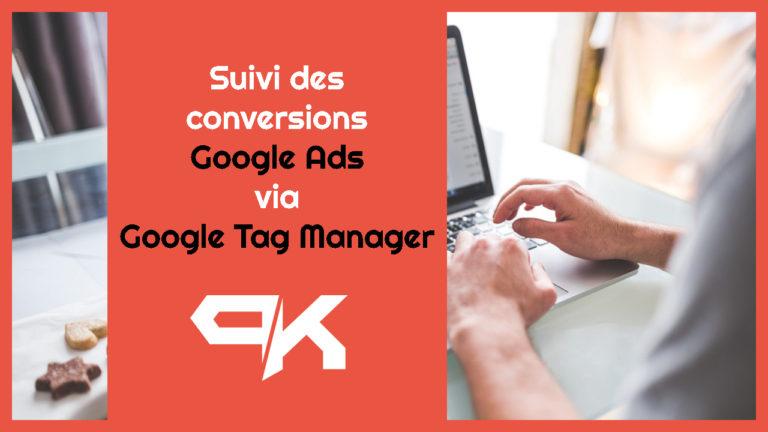 illustration Suivi des conversions Google Ads